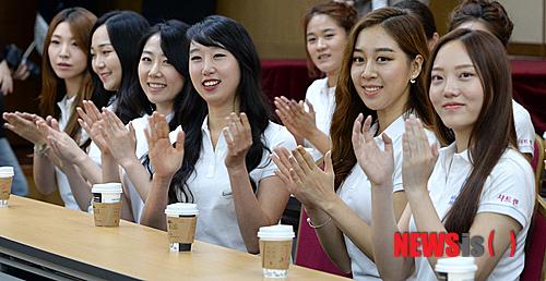 韓国 2014 ミスワールド本戦