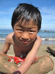 内灘海水浴