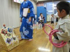 金沢市 中村町保育園夏祭り 1