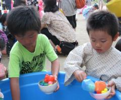 金沢市 中村町保育園夏祭り 2
