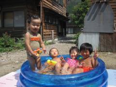 夏休み 白川郷と能登島