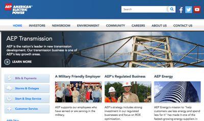AEP アメリカンエレクトリックパワー
