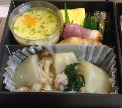 ANA765便 機内食(2)