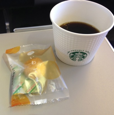 スターバックスのコーヒー
