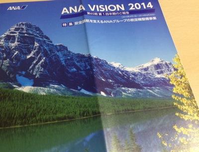 ANAHD ANAVISION 2014