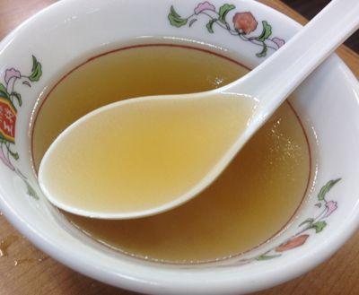 天津飯用スープ