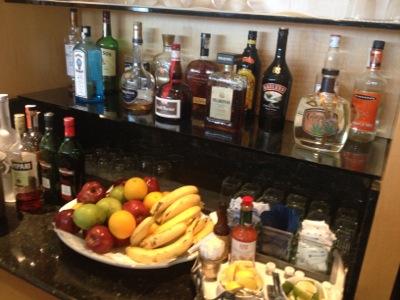 アルコール類+フルーツ
