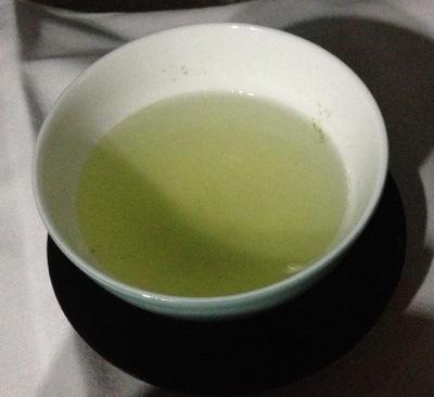 玉露のお茶