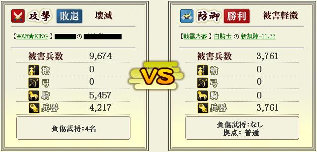 合戦状況報告書 詳細 - 戦国IXA20131129_02