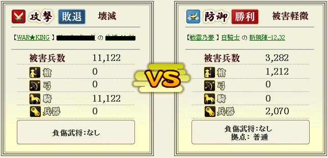 合戦状況報告書 詳細 - 戦国IXA20131129_03