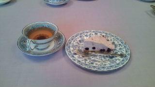 ブルーベリーレアお茶