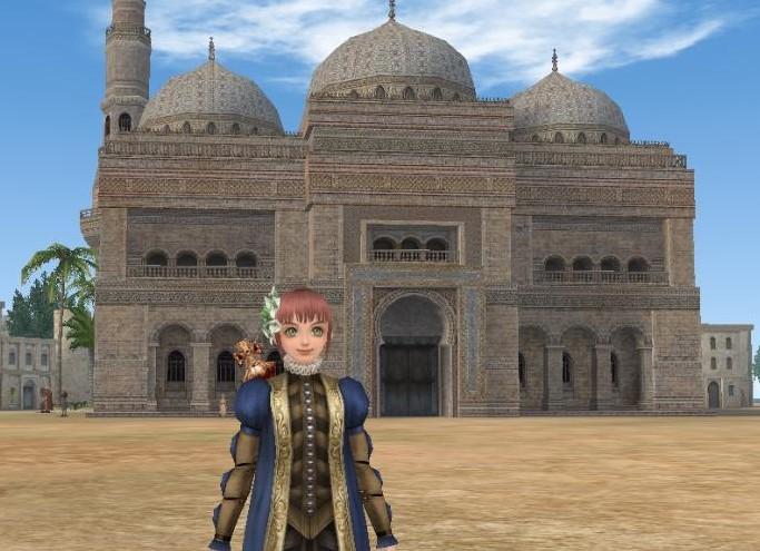 チュニス モスク