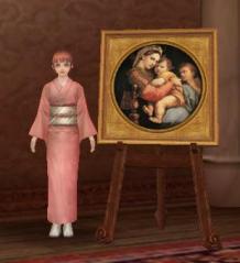 聖母子と幼児ヨハネ