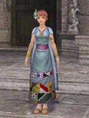 マヤのドレス