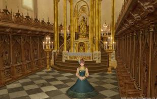 リマ教会2