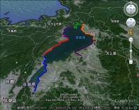 琵琶湖8回割W・第1~6回