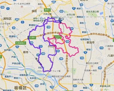 きらり川口2DM