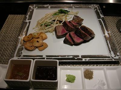 二日目夕食9