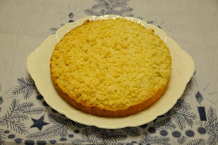 クラムケーキ