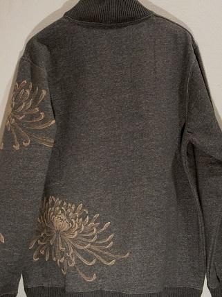 菊 ジップジャケット 2011129123