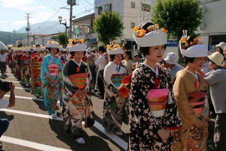 会津田島 祇園祭