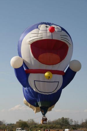 とちぎ熱気球