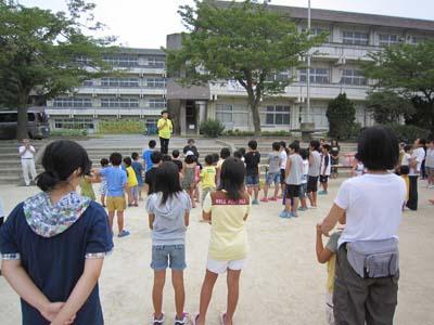 20100827サンサンラジオ体操閉会式055