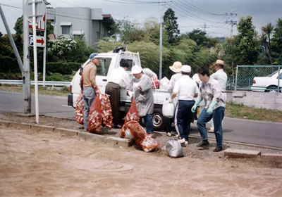 1993クリーン塙山デー005