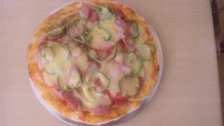 ピザ トマト