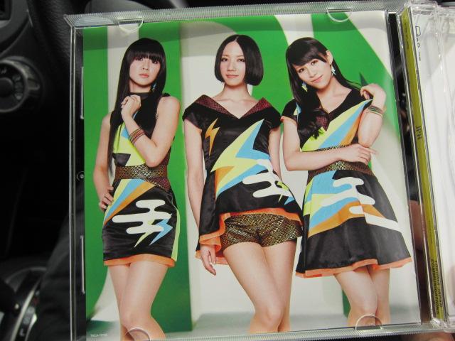 3人そろってPerfumeです(^o^)丿
