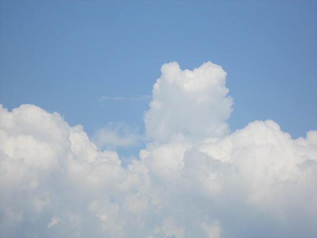 雲アップその2♪