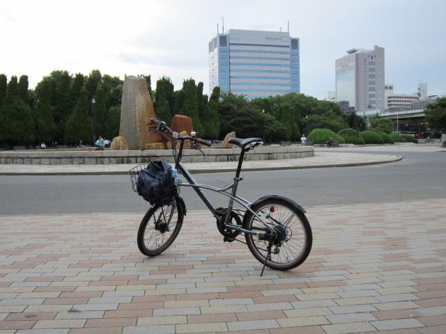 8:20 大阪城公園に到着\(^o^)/