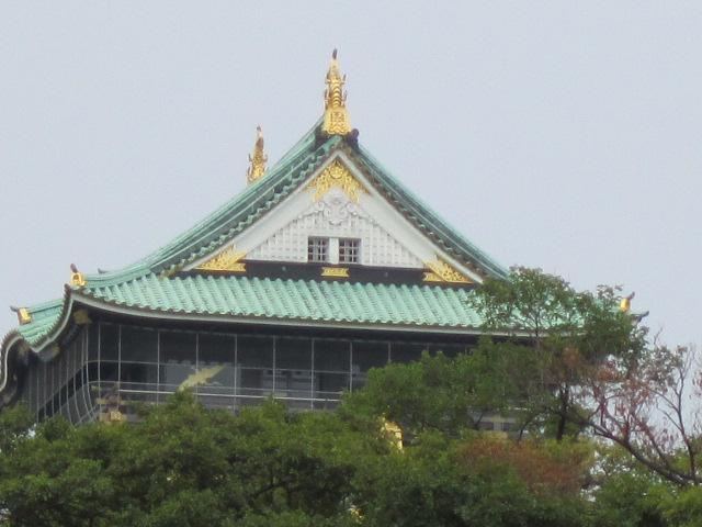 大阪城\(^o^)/