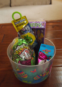 Easter Bunnyが...