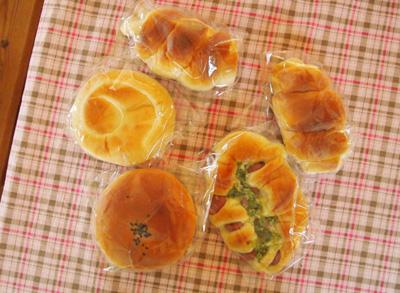 菓子パン、惣菜パン