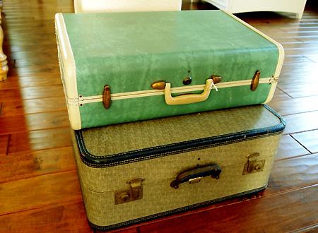 ビンテージスーツケース