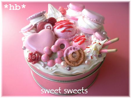sweet sweets pink deco4