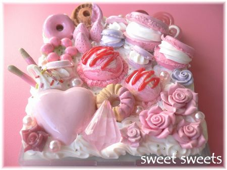sweet sweets pink deco3