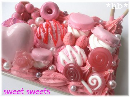 sweet sweets pink deco2