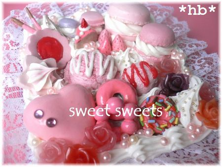 sweet sweets pink lace7