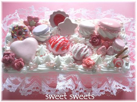 sweet sweets pink lace5