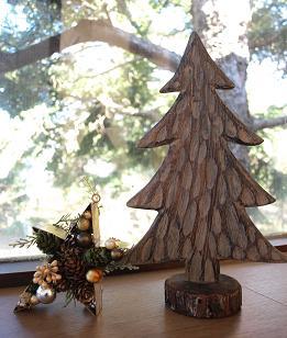 木のツリー