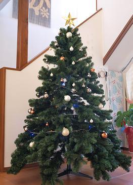 180cmのツリー