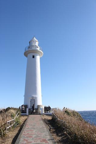 爪木崎の灯台