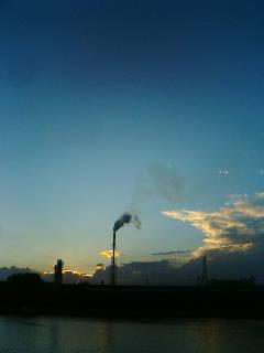メトロノームの排煙