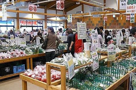 野菜売り場♪