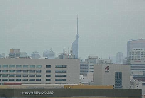 福岡タワー♪