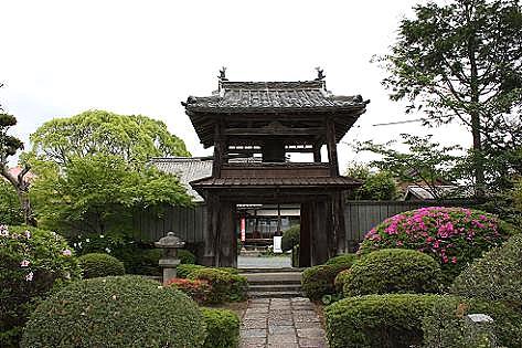 豊前国分寺鐘楼門