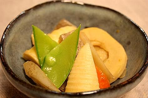 タケノコ煮♪
