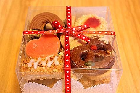 クッキーの贈り物♪